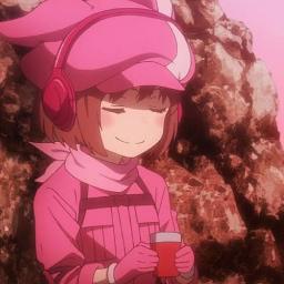 llenn-chan llenn sword anime animegirl animeicon animeaesthetic freetoedit