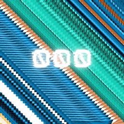 blue turquoise zero