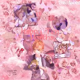 gilgamesh enkidu fategrandorder caster lancer pink pinkaesthetic love pinklove swedaboo freetoedit