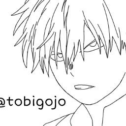 shoto todoroki mha bnha anime