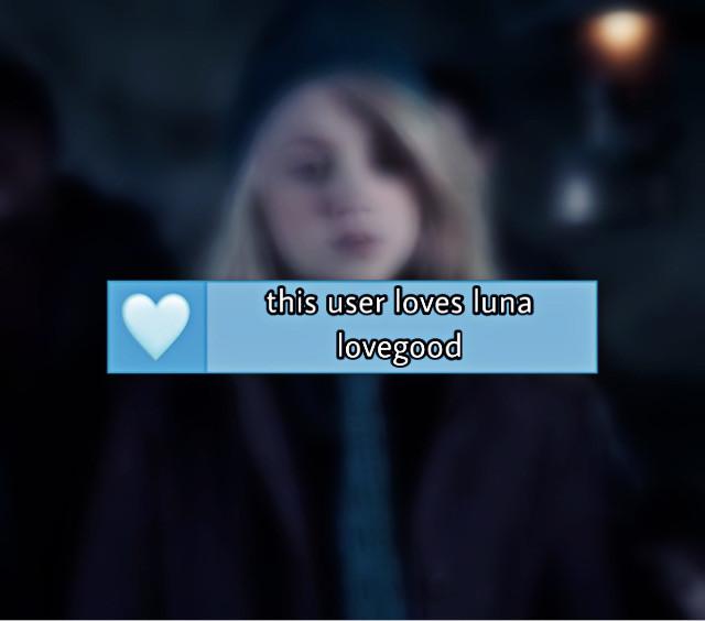 🤍💎☁️💧🦋    ————————— 🏷: #luna #lovegood #lunalovegood #lunalovegoodedit #lunalovegoodisaqueen #harrypotter #harrypotteredit