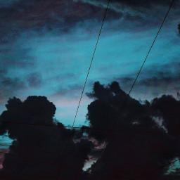 myphotography nature sky clouds cloudsandsky background blue freetoedit