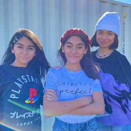 internationalwomensday girlpower latina latinx besties sistersister fashion teenmodel teengirl tweenmodel tween slay mercedeslomelino evangelinelomelino mercedesandevangeline gemsisters gemsquad