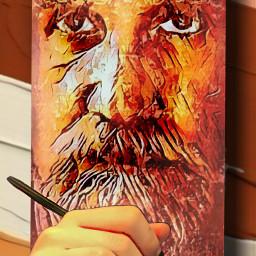 edited art inspiration madewithpicsart artistic stickers magiceffects colorswath freetoedit srcsimplepaintsroke simplepaintsroke