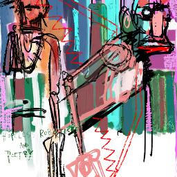 art artist abstract sonnythesaint sonnyleel neoexpressionism digitalpainting painting modernart contemporaryartist contemporaryart grafittiart outsiderart brutart hiphopart