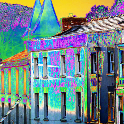 photography travel urban architecture terrace forestofdean rtfartee myphoto myedit curvestool colourchange