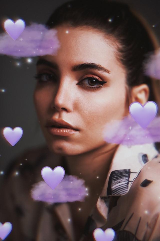 #lilacclouds #purpleclouds #purplehearts #heypiscart