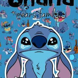 ohana❤ family❤ stitch❤ freetoedit ohana family stitch