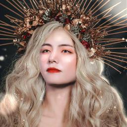 taehyung bts freetoedit kimtaehyung v vbts taehyungedit editbts bangtan fyp fypシ queen