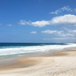 beach sun sea sunny blue yellow clouds fun myphotography myphoto picoftheday freetoedit