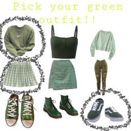 greenaesthetic aesthetic freetoedit