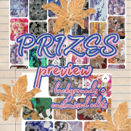 contest aesthetic prizes 10kfollowers celebration