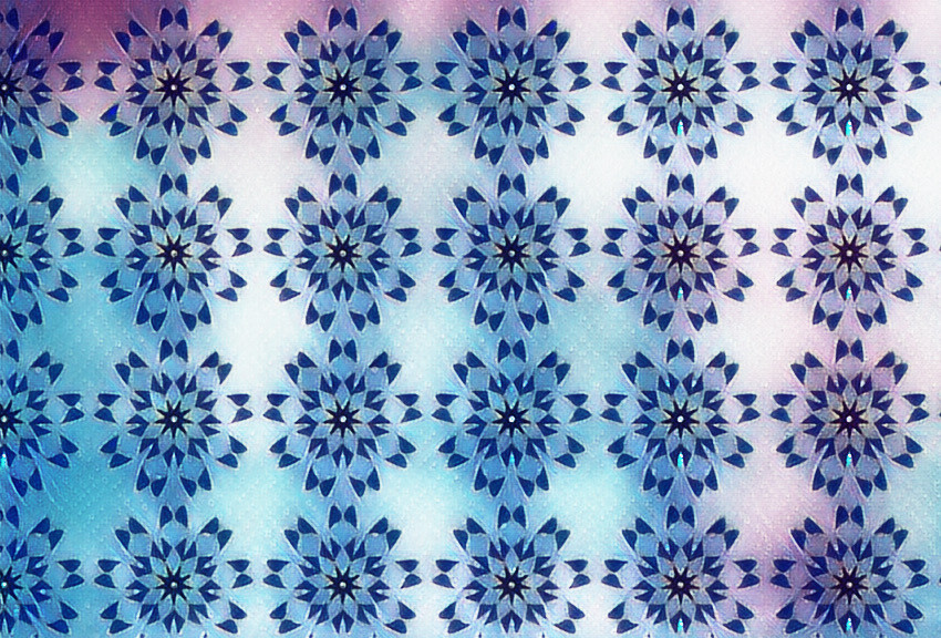 #sfghandmade #patterns #backgrounds #pastels #paper #stars #flowers #snowflakes #winter #quilted #picsarteffects