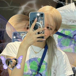 rose blackpink cyber fairy roseblackpink roseontheground fairycore purple aesthetic kpop mirrorselfies icon twitter cybercore purplecyber fairykpop roseedit blackpinkedit gg kpopgirl girlgroups purpleaesthetic fairyaesthetic y2k freetoedit