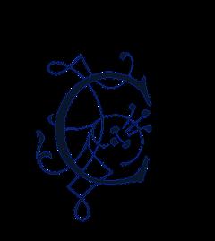 sfghandmade blacksticker sticker c font letterc tattoo tattoos monogram picsarteffects freetoedit
