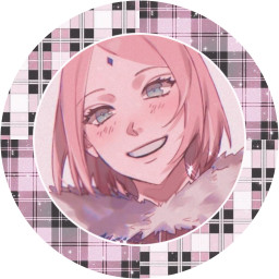 anime aesthetic icon soft kawaii cute pink sakuraharuno animeedit animeaesthetic animeicon animesoft animecutegirl animeiconedit freetoedit