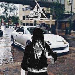 jdm toyota toyotasupra supra supramk4 anime natuto manga sasuke ms ems magekyousharingan eternalmangekyousharingan freetoedit