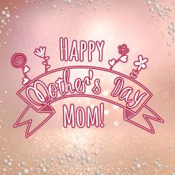 girl aesthetic aestheticgirl pink glitter glow mother mothersday mom madre felizdia felizdiadelasmadres happymothersday remixit freetoedit