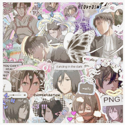 complexedit animeedit freetoedit discover comic anime manga newtheme aot collab aotedit attackontitan levi mikasa
