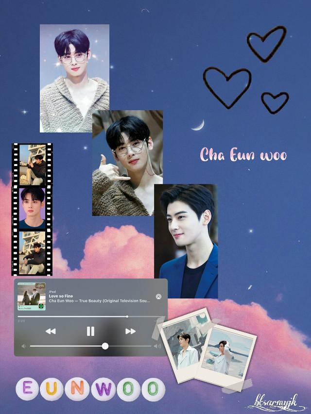 #cha eunwoo
