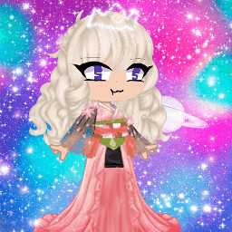 galaxy love@mpink88 gachaclub freetoedit love
