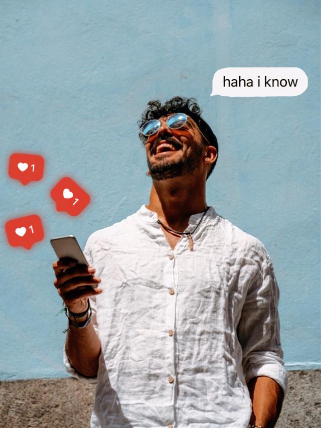 'Cuz I'm the #socialspirit ! #popular #socialmedia #superstar #brnzeffect