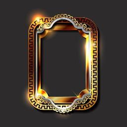 freetoedit emput cover frames gold