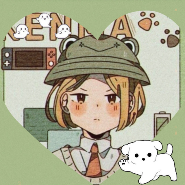 #кенма #аниме #пёс