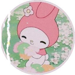 fail mymelody kuromi sanrio pfp aesthetic cute pink hellokitty