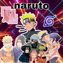 anime naruto freetoedit