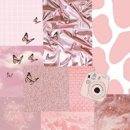 interesting art simple freetoedit remixit picsart simpleesthetique esthetiquewallpapers aestheticwallpaper bluewallpaper pinkwallpaper pink