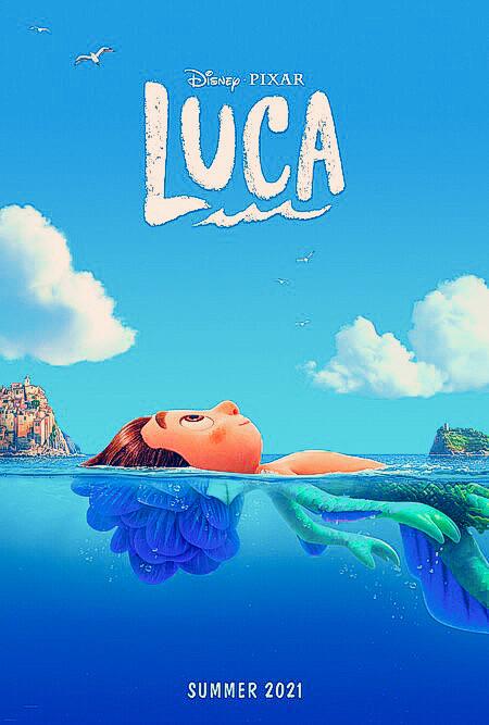 #luca #trailer #pez #fish #pelicula #film #disney #pixar #disneypixar #summer #2021 #summer2021 #mar #sea