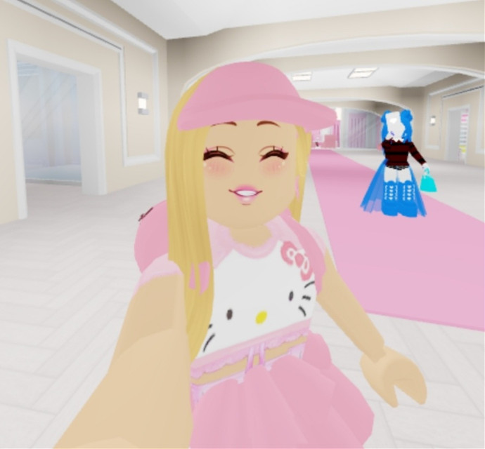 #robloxholidays I'm going on a holiday✨💗