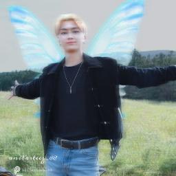 loveuall💕 jaypark parkjongseong jay enhypen fairyedit manipedit notfreetoedit dontsteal loveuall