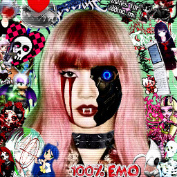 draincore emo icons edit lq cyber core webcore web goth rawr softbot eboy egirl catboy catgirl messy drain twt uwu draingang layouts cybergoth pfp gg freetoedit