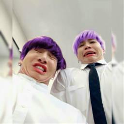 friends purple borahae