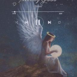 picsart angel moon light glitter bts artists⭐⭐⭐🍭 freetoedit artists rcfeelinggood feelinggood