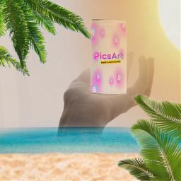 picsart picsartchallenge sol arena playa didi_ban_ban freetoedit ircdesignthecan designthecan