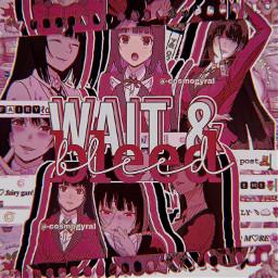 freetoedit yumekojabami jabamiyumeko kakegurui anime manga complex complexedit
