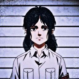 anime snk shingekinokyojin aot attackontitan attaquedestitans pieck finger pieckfinger fingerpieck freetoedit