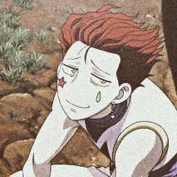 anime hunterxhunter hxh hisoka morow hisokamorow morowhisoka freetoedit