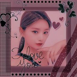 kpop replay pink aesthetic pinkaesthetic yiren yirenblackpink yirenwang korean koreangirl chica coreana rosa lines iloveyou dots badlands hearts kpopedit remixed freetoedit