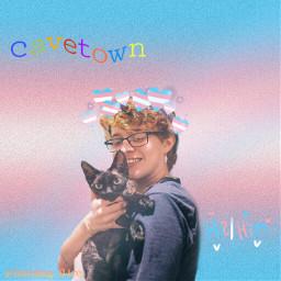 cavetown trans transgender cavetowntrans cavetowntransedit burn1ng_fl4re yes freetoedit
