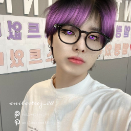 loveuall💕 wonhyuk elast purple manipedit notfreetoedit dontsteal loveuall