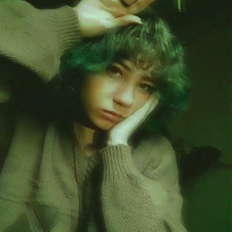 green greenaesthetic aesthetic edit vintage core grunge emo freetoedit