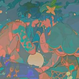 genshinimpact genshin genshinimpactventi genshinimpactxiao anime xiaoven aesthetic xiaovenaesthetic genshinaesthetic xiaoaesthetic ventiaesthetic