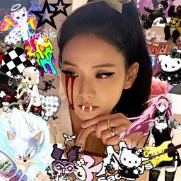 freetoedit jisoo jisooedit draincore emo icons edit lq cyber core webcore web goth rawr softbot eboy egirl catboy catgirl messy drain twt uwu draingang layouts