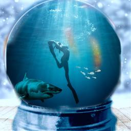 freetoedit picsart ircunderwaterbeauty underwaterbeauty