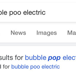 bubblepooelectric