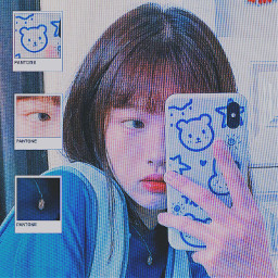 overlay picsart picsartedit girl girlaesthetic tumblr vsco aesthetic cybercore cyber cybercoreblue pantone selfie pic freetoedit cyberpunk cybersoft collage cybergirl aestheticvibes replayaesthetic blue sticker